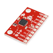 Triple Axis Accelerometer & Gyro