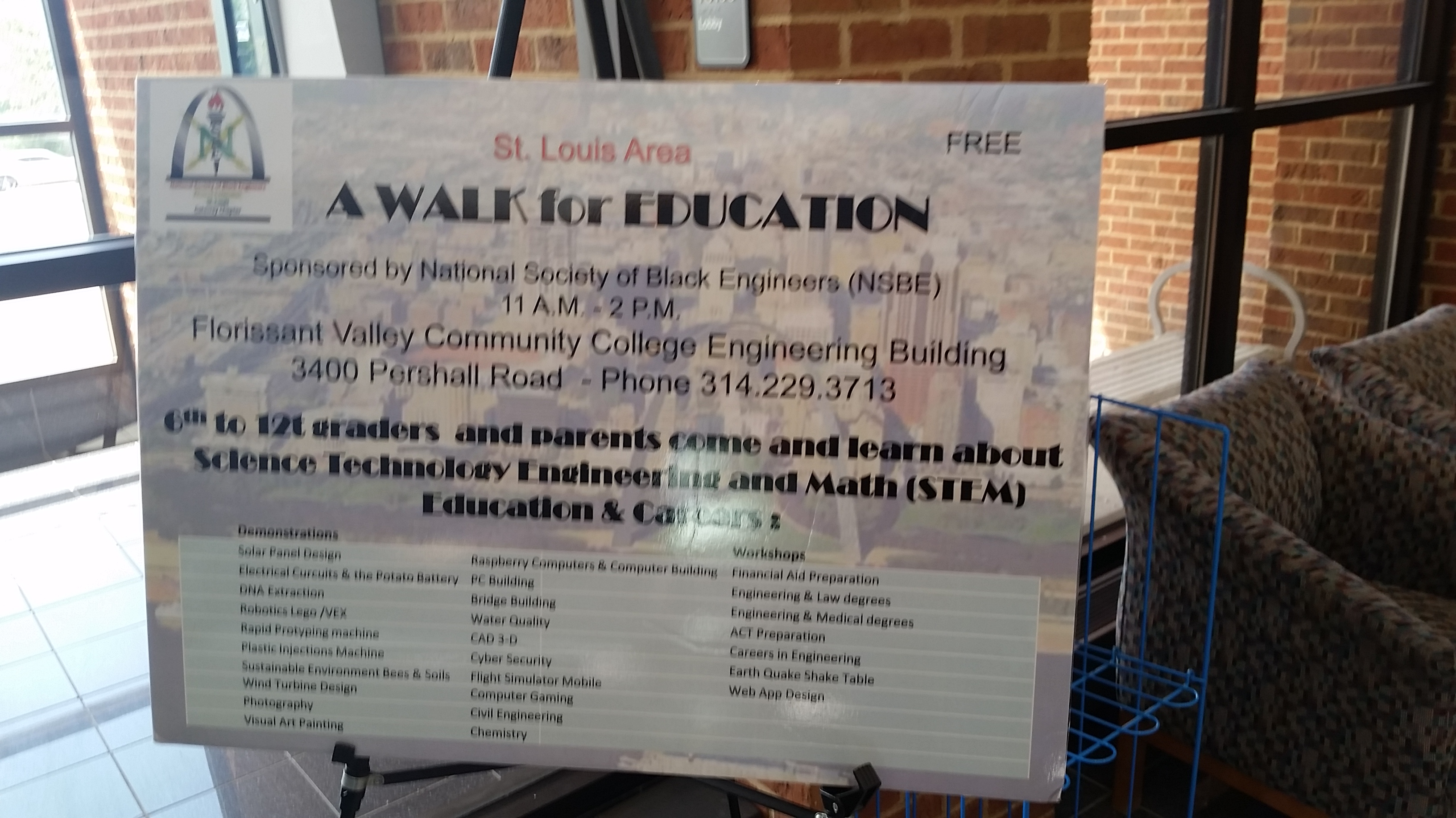 Walk for Education Overview