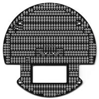 Pololu 3pi Robot  -  Extra Deck