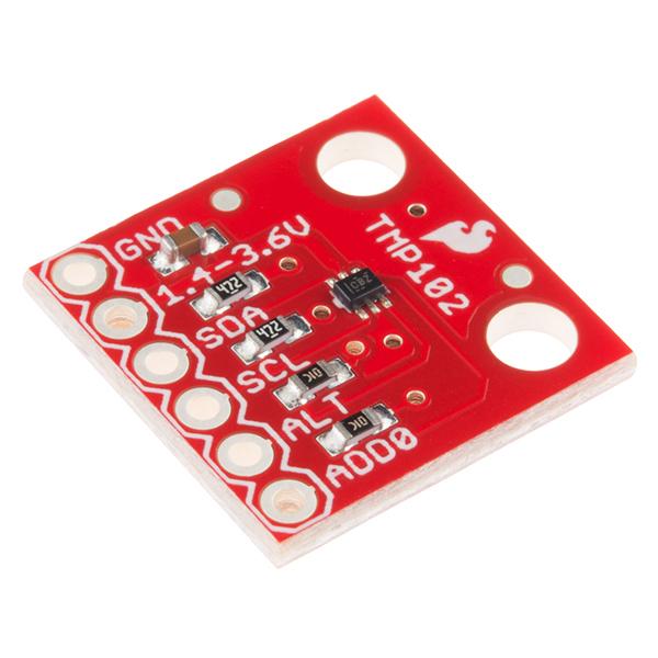 Digital Temperature Sensor