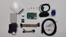 Zagros Artificial Intelligence Raspberry Pi Kit