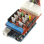 Arduino Power Driver Shield Kit