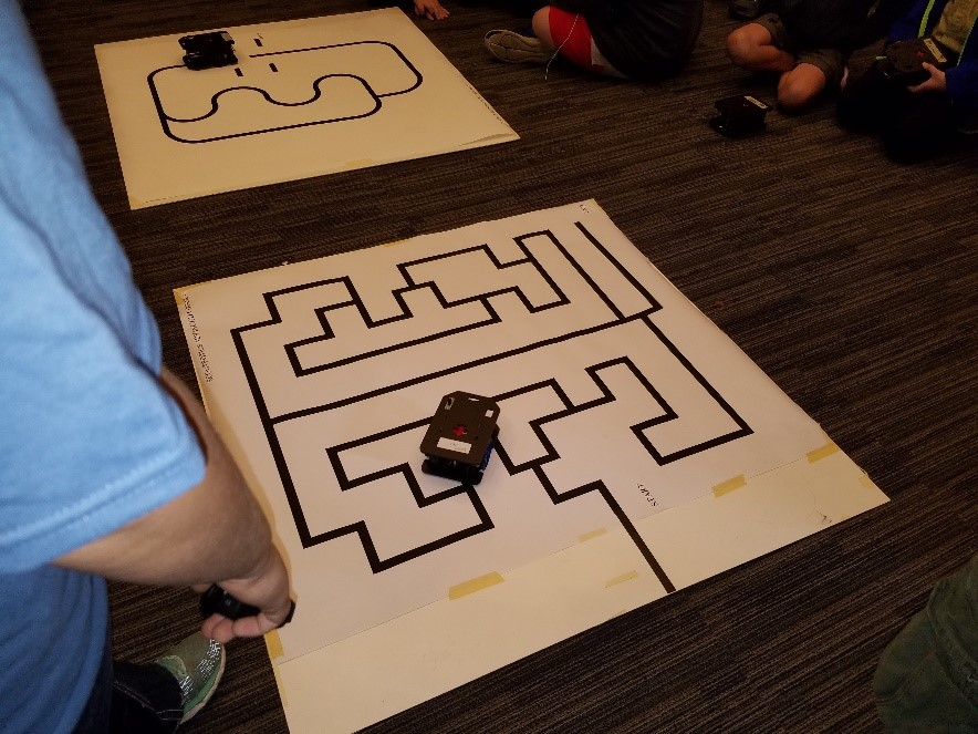 Competition Mazes