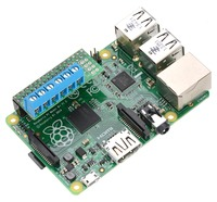 DRV8835 Dual Motor Driver for Raspberry Pi B+