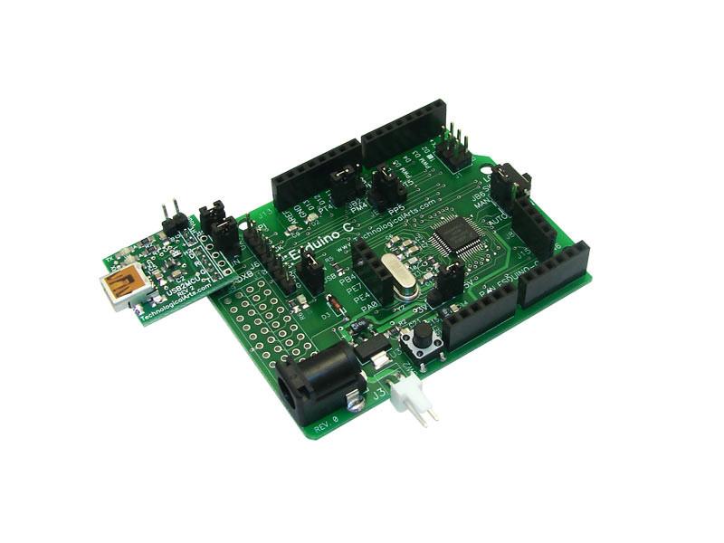 Esduino12C128 with USB Interface