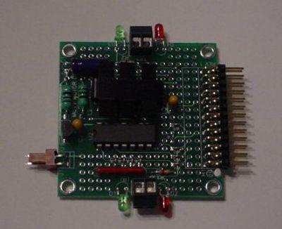 MC TI SN754410 1 Amp Motor Driver Board