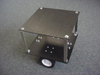 REX-16D Square Robot Base w/ HP Encoders
