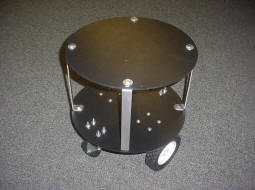 REX-14D Round Robot Base w/ HP Encoders