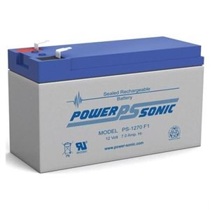 Power Sonic Rechargeable Battery
