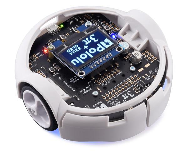 Pololu 3pi+ 32U4 OLED Robot - Standard Edition
