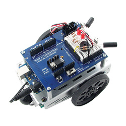 Parallax Robotics Shield Kit for Arduino