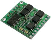 Pololu Low Voltage Dual Serial Motor Controller