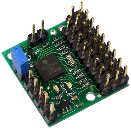 Pololu Micro Serial Servo Controller