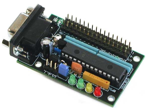 Pololu Serial 16 Servo Controller Kit