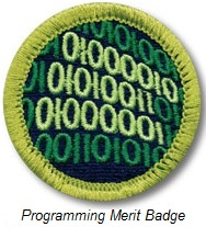 Programming Merit Badge