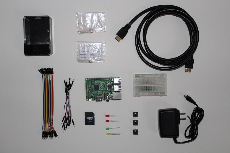 Zagros Raspberry Pi 3 B+ Basic Starter Kit