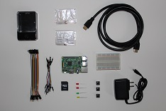 Zagros Raspberry Pi 3 Basic Starter Kit