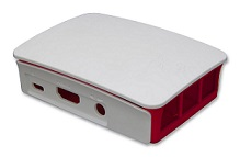 Raspberry Pi Offical Enclosure - White