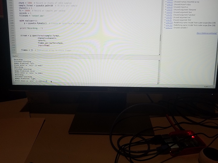 Raspberry Pi Speech Recognition