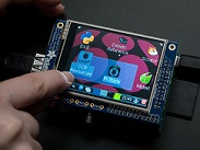 Adafruit PiTFT - 2.8 in. Touchscreen Display for Raspberry Pi