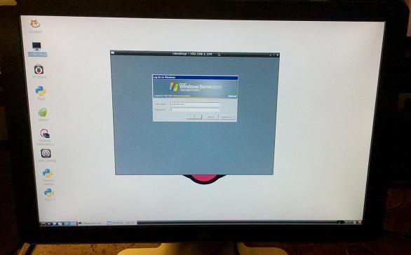 install remote desktop raspbian