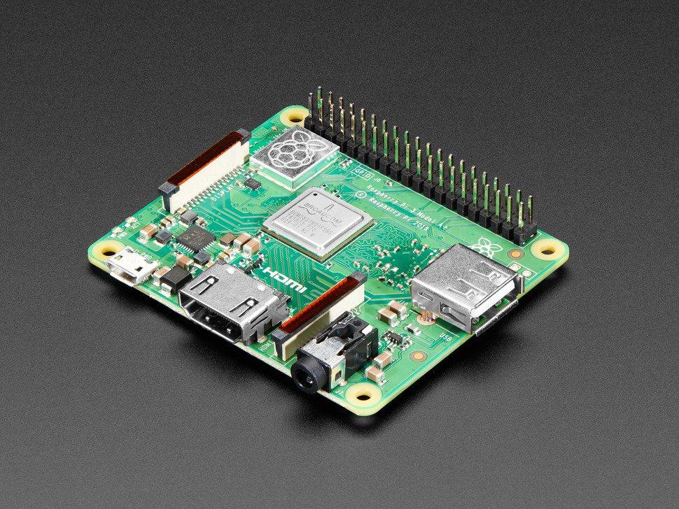 Raspberry Pi 3 - Model A+