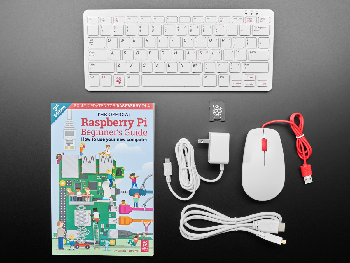 Raspberry Pi 400 Desktop PC