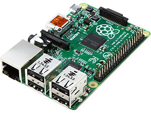 Raspberry Pi - Model B+ with Noobs