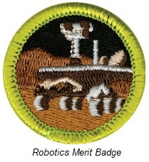 Robotics Merit Badge
