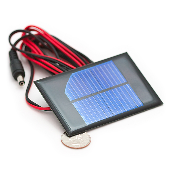 Small Solar Cell