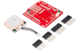 Sparkfun GPS Shield Kit