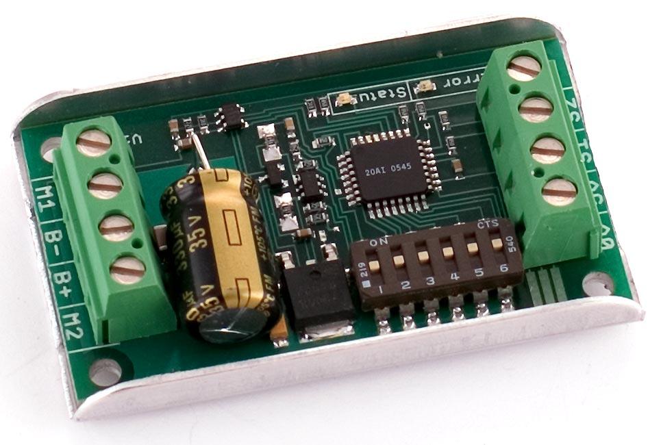 SyRen 10A Regenerative Motor Driver