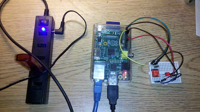Temperature Logger Hardware
