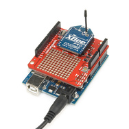 Sparkfun Arduino XBee Shield Bundle
