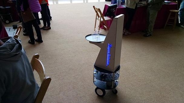 Zagros Robotics Robowaiter III