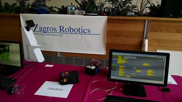 Zagros Robotics Table