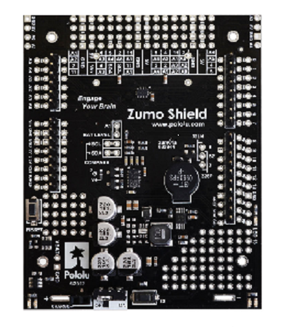 Zumo Shield for Arduino