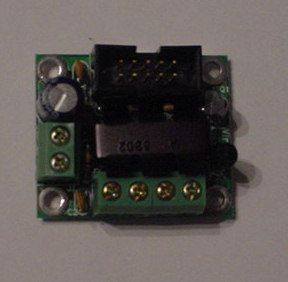 Wirz #203 Dual Channel Low Current Motor Driver