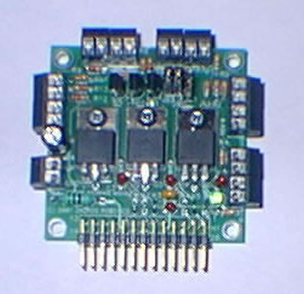MC Sonar / Encoder driver board (plugs into backpl